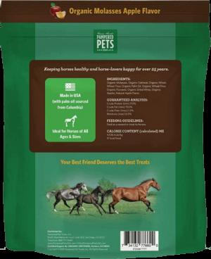 Organic Molasses Horse Treats