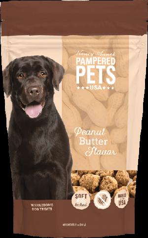 Peanut Butter Flavor Soft Baked Treats