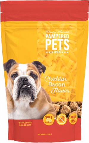 Cheddar Cheese & Bacon Flavor Soft Baked Treats