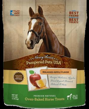 Apple Molasses Flavor Horse Treats