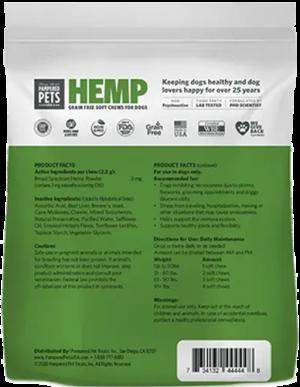 HEMP Wellness - 30/60 chews