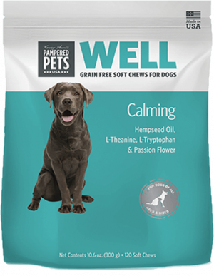 WELL Calming 120 count soft chews