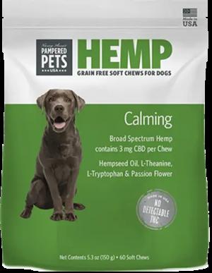 HEMP Calming - 30/60 chews
